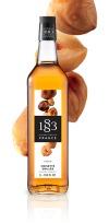 Roasted Hazelnut Syrup PET PLASTIC 1L Bottle